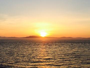 alaska sunset 1